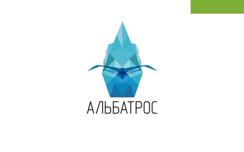 логотип АЛЬБАТРОС