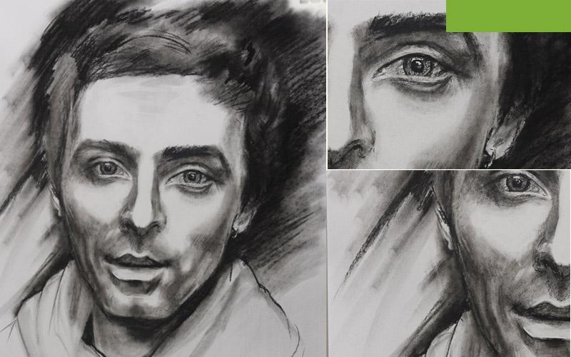 портретные зарисовки
