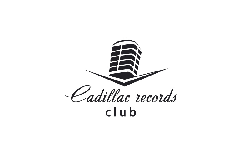 логотип Cadillac records
